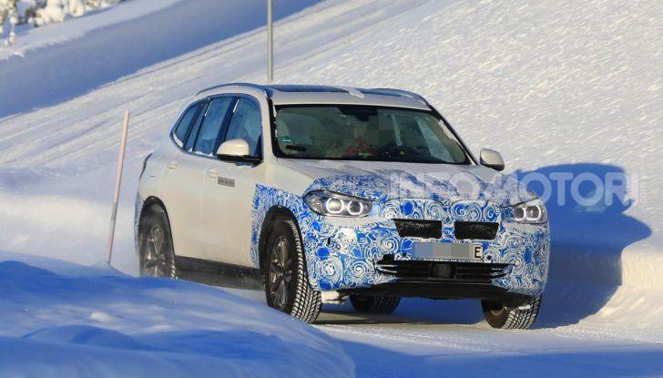 BMW iX3 2020: il SUV elettrico premium è Made in China - Foto 49 di 59