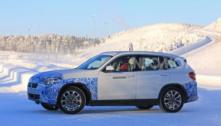 BMW iX3 2020: il SUV elettrico premium è Made in China - Foto 45 di 59