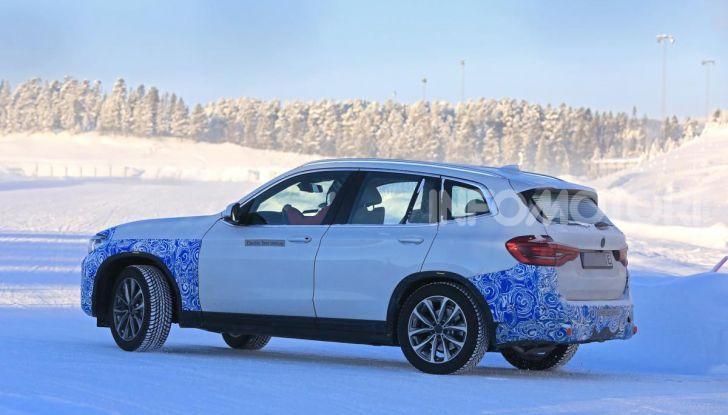 BMW iX3 2020: il SUV elettrico premium è Made in China - Foto 43 di 59
