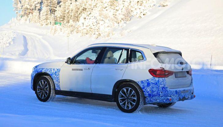 BMW iX3 2020: il SUV elettrico premium è Made in China - Foto 53 di 59