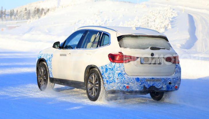 BMW iX3 2020: il SUV elettrico premium è Made in China - Foto 51 di 59