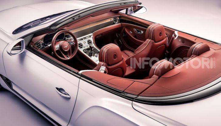 Bentley Continental GT Convertible 2019: lusso inglese allo scoperto - Foto 29 di 37