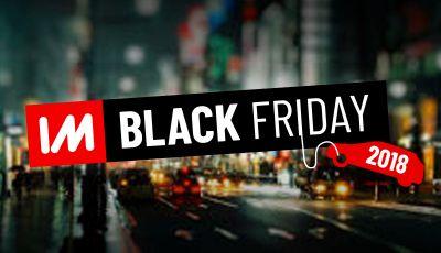 Black Friday 2018: tutte le offerte per auto e moto