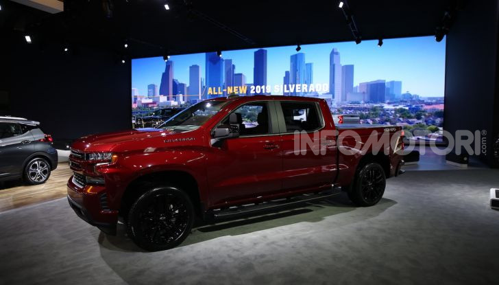 Chevrolet: le foto più belle dal Salone di Los Angeles 2018 - Foto 14 di 27
