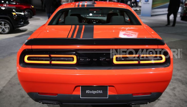 Dodge al Salone di Los Angeles 2018 – le foto LIVE dallo stand - Foto 2 di 24
