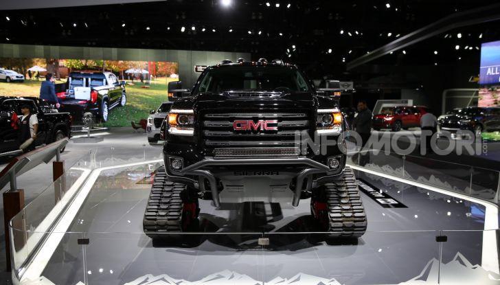 GMC al Los Angeles Auto Show 2018 – Le foto LIVE dal Salone - Foto 3 di 37