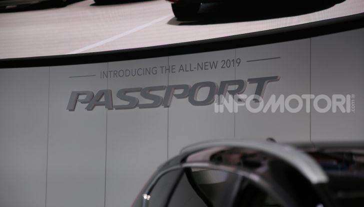 Honda al Salone di Los Angeles 2018: Tutte le novità in un'ampia gallery - Foto 23 di 25