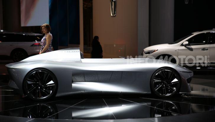 Infiniti, le foto più belle dal Los Angeles Auto Show 2018 - Foto 3 di 11
