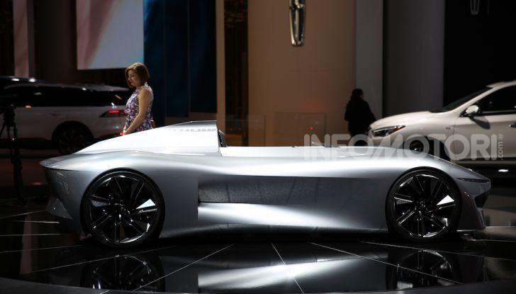 Infiniti, le foto più belle dal Los Angeles Auto Show 2018 - Foto 4 di 11