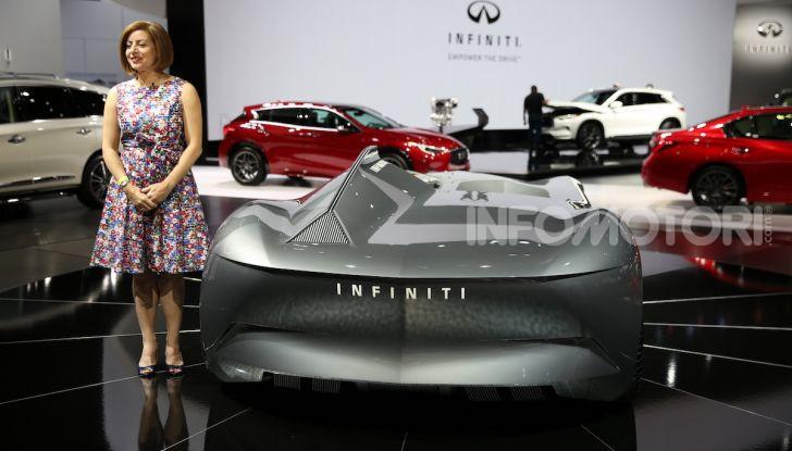 Infiniti, le foto più belle dal Los Angeles Auto Show 2018 - Foto 5 di 11