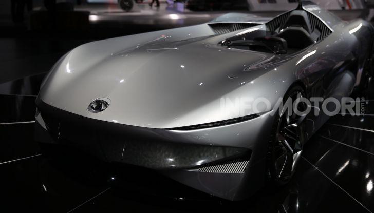 Infiniti, le foto più belle dal Los Angeles Auto Show 2018 - Foto 1 di 11