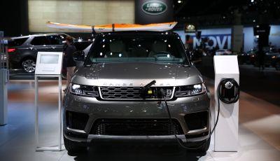 Jaguar Land Rover protagonista al Salone di Los Angeles 2018
