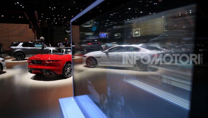 Jaguar Land Rover protagonista al Salone di Los Angeles 2018 - Foto 13 di 16