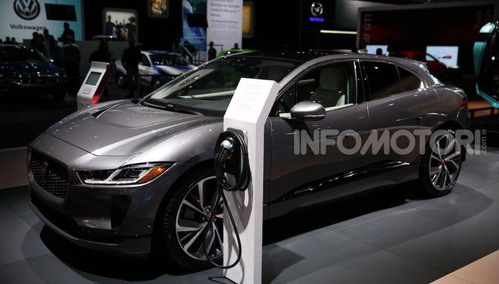 Jaguar Land Rover protagonista al Salone di Los Angeles 2018 - Foto 7 di 16