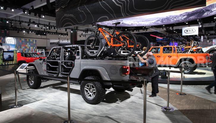 Tutto il meglio dello stand Jeep al Salone di Los Angeles 2018 - Foto 26 di 31
