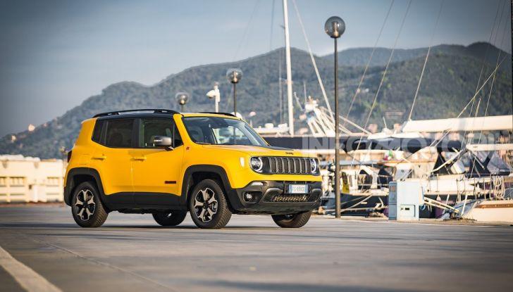 Jeep Renegade Trailhawk 2019: la nostra prova su strada - Foto 6 di 58