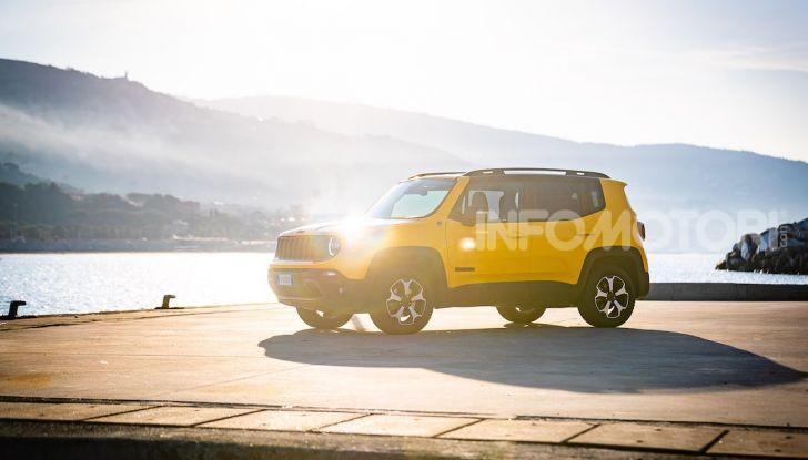 Jeep Renegade Trailhawk 2019: la nostra prova su strada - Foto 9 di 58