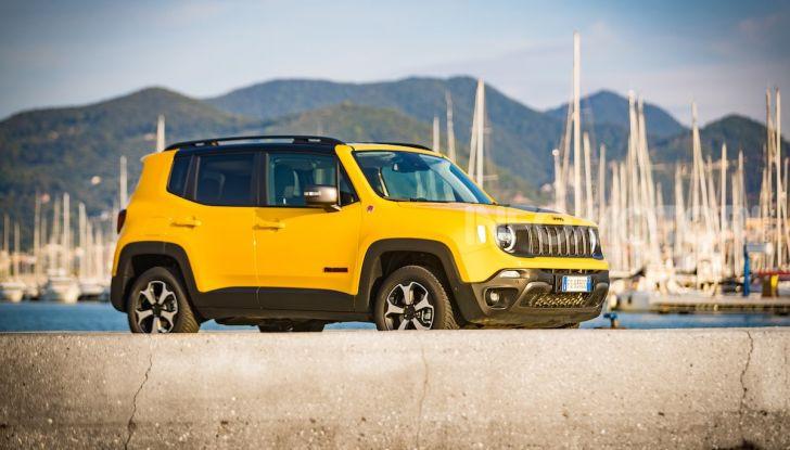 Jeep Renegade Trailhawk 2019: la nostra prova su strada - Foto 10 di 58