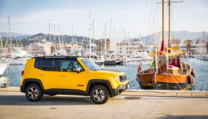 Jeep Renegade Trailhawk 2019: la nostra prova su strada - Foto 18 di 58