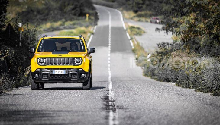 Jeep Renegade Trailhawk 2019: la nostra prova su strada - Foto 28 di 58