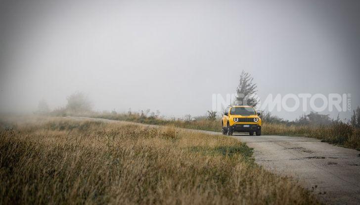 Jeep Renegade Trailhawk 2019: la nostra prova su strada - Foto 33 di 58