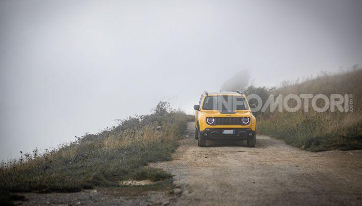 Jeep Renegade Trailhawk 2019: la nostra prova su strada - Foto 34 di 58