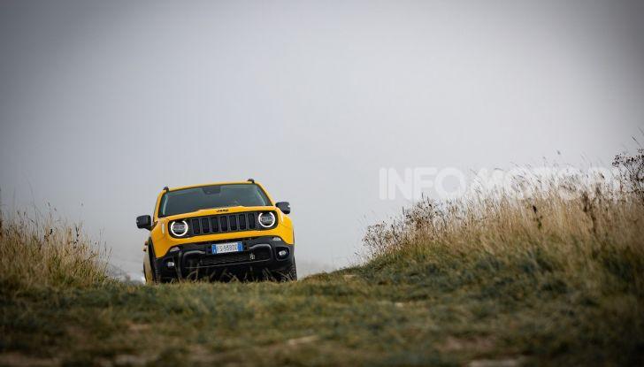 Jeep Renegade Trailhawk 2019: la nostra prova su strada - Foto 35 di 58