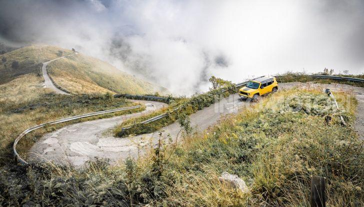 Jeep Renegade Trailhawk 2019: la nostra prova su strada - Foto 1 di 58