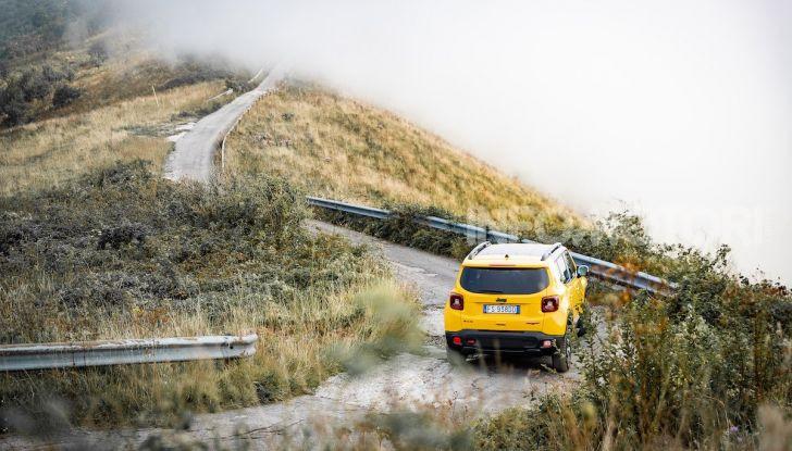 Jeep Renegade Trailhawk 2019: la nostra prova su strada - Foto 37 di 58