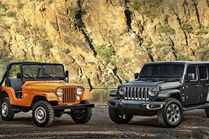 Jeep, Since 1941. Andiamo a scoprire la storia del più iconico tra i brand fuoristradistici e non solo.