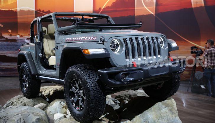 Tutto il meglio dello stand Jeep al Salone di Los Angeles 2018 - Foto 9 di 31