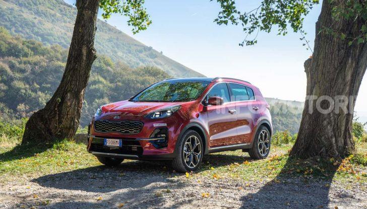 [VIDEO] Kia Sportage 2019, Test Drive del Diesel Mild-Hybrid da 48V - Foto 1 di 24