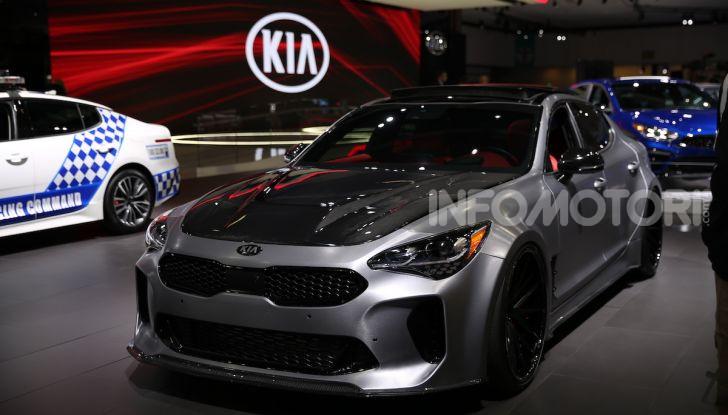 KIA al Salone di Los Angeles 2018: tutte le novità dal marchio coreano - Foto 8 di 37
