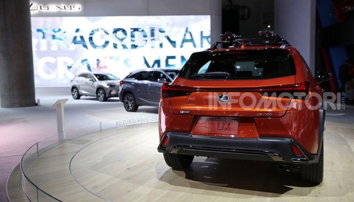 Lexus, le novità del Salone di Los Angeles 2018 in un'ampia gallery - Foto 10 di 30