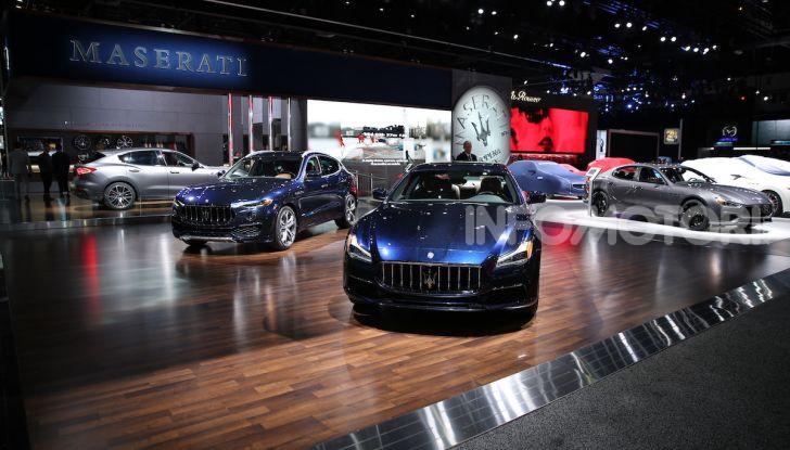 Maserati, le novità della Casa del Tridente LIVE da Los Angeles - Foto 2 di 25