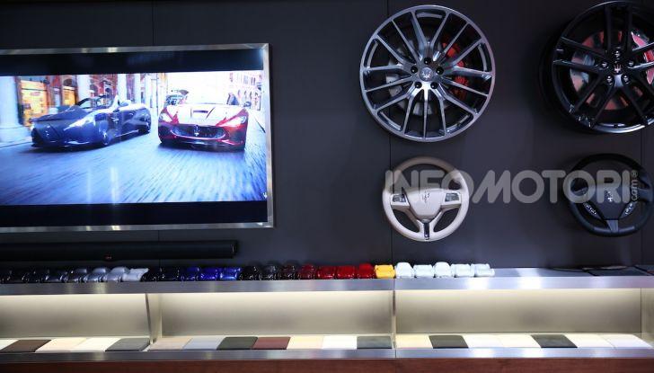 Maserati, le novità della Casa del Tridente LIVE da Los Angeles - Foto 21 di 25
