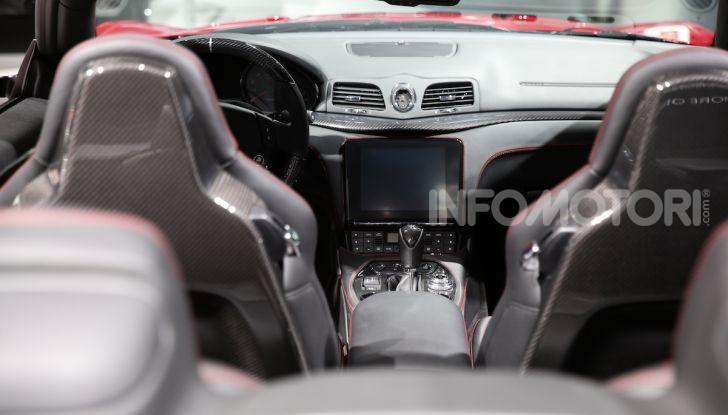 Maserati, le novità della Casa del Tridente LIVE da Los Angeles - Foto 24 di 25