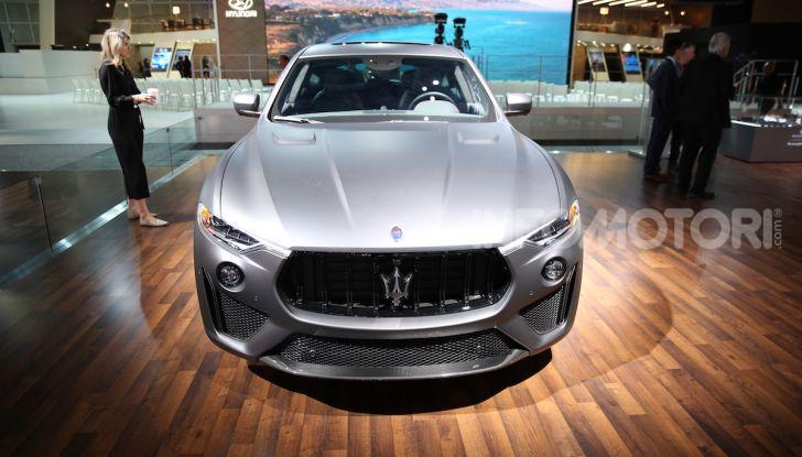 Maserati, le novità della Casa del Tridente LIVE da Los Angeles - Foto 7 di 25
