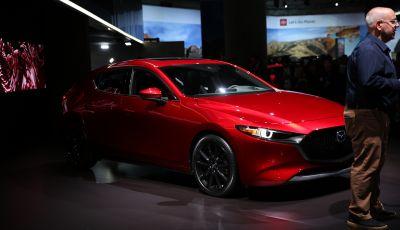Tutte le novità di Mazda al Salone di Los Angeles 2018