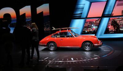 Porsche: tutte le novità presentate al Salone di Los Angeles 2018