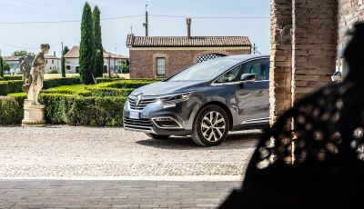 Nuova Renault Espace, prova dell'1.8 TCe Energy da 225CV