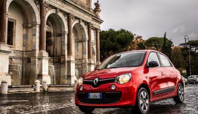 Renault Twingo va in pensione: le citycar francesi saranno solo elettriche
