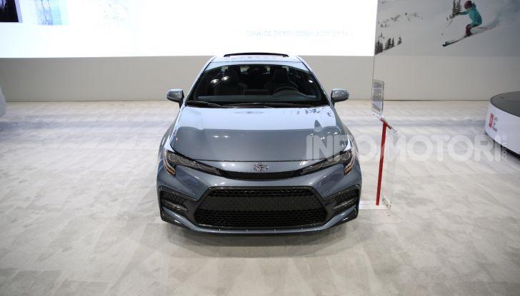 Tutte le novità di Toyota presentate al Salone di Los Angeles 2018 - Foto 30 di 33