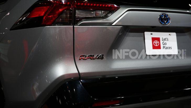 Tutte le novità di Toyota presentate al Salone di Los Angeles 2018 - Foto 14 di 33