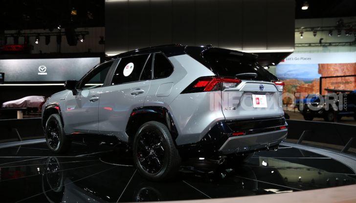 Tutte le novità di Toyota presentate al Salone di Los Angeles 2018 - Foto 11 di 33