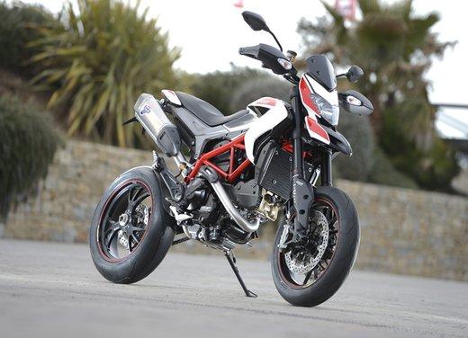 Nuova Ducati Hypermotard e Hypermotard SP prova su strada - Foto 14 di 35