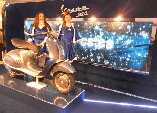 Vespa 946 in mostra allo Spazio Broletto 13 - Foto 3 di 28