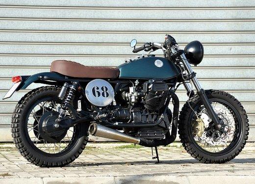 Moto Guzzi N° 1 Project by Moto di Ferro - Foto 4 di 17