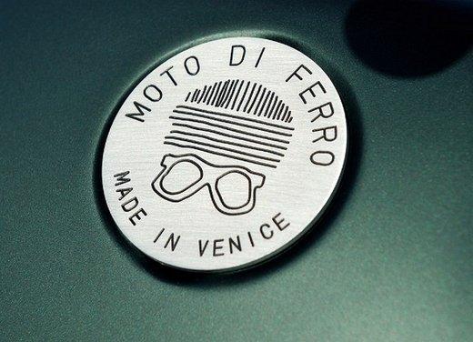 Moto Guzzi N° 1 Project by Moto di Ferro - Foto 9 di 17