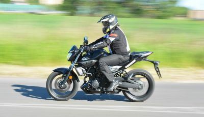 Prova Yamaha MT-03: entry level con qualcosa in più